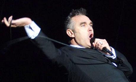 Way Hey!  Morrissey mania!