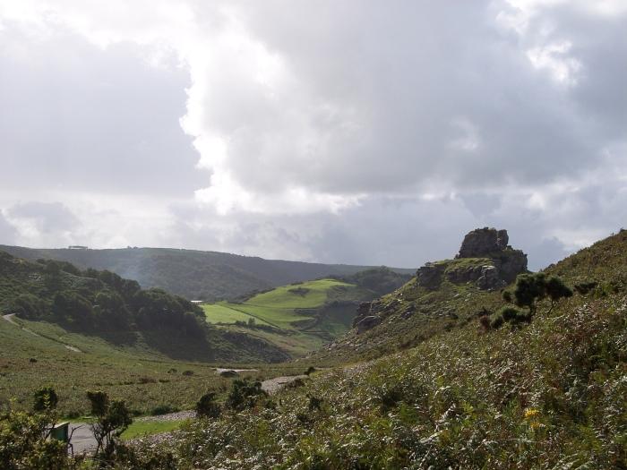 the Devonshire Hills